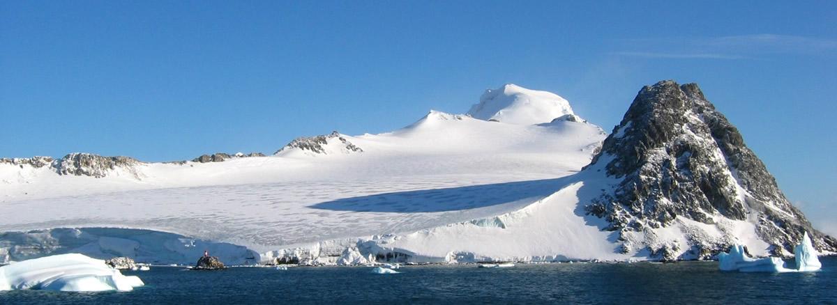 Argentina. Base Antártica San Martín. Antártida Argentina