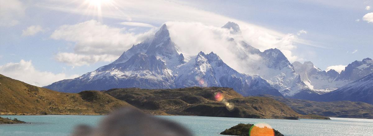 Chile. Cuernos del Paine. La Patagonia