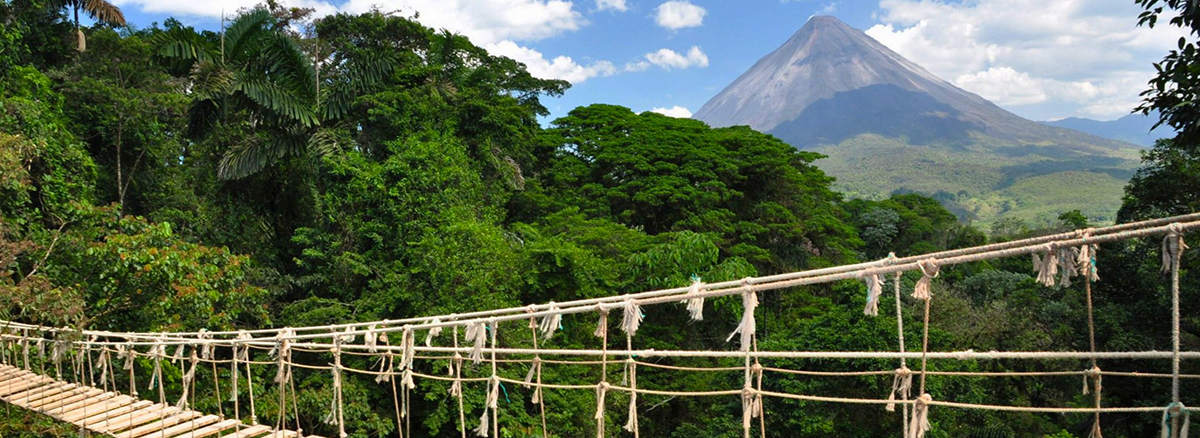 Costar Rica. Reserva Monteverde. Santa Elena