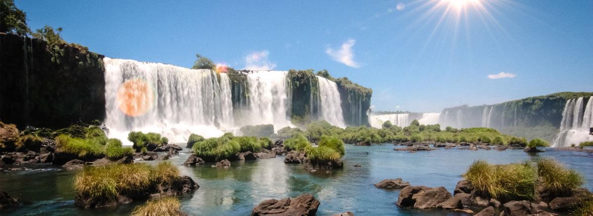 Paraguay. Cataratas De Iguazú. Parque Nacional Iguazú