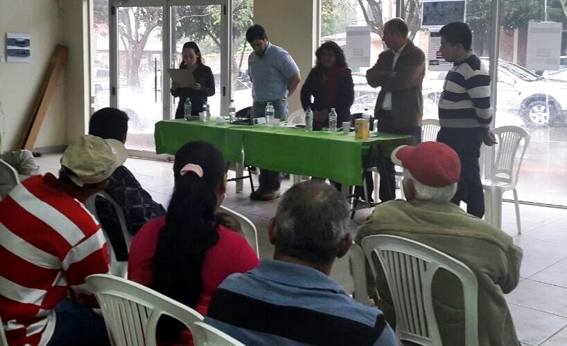 PARAGUAY: AUDIENCIA PÚBLICA SOBRE PROYECTO PLAN DE USO DE LA TIERRA – EXPLOTACIÓN AGROPECUARIA