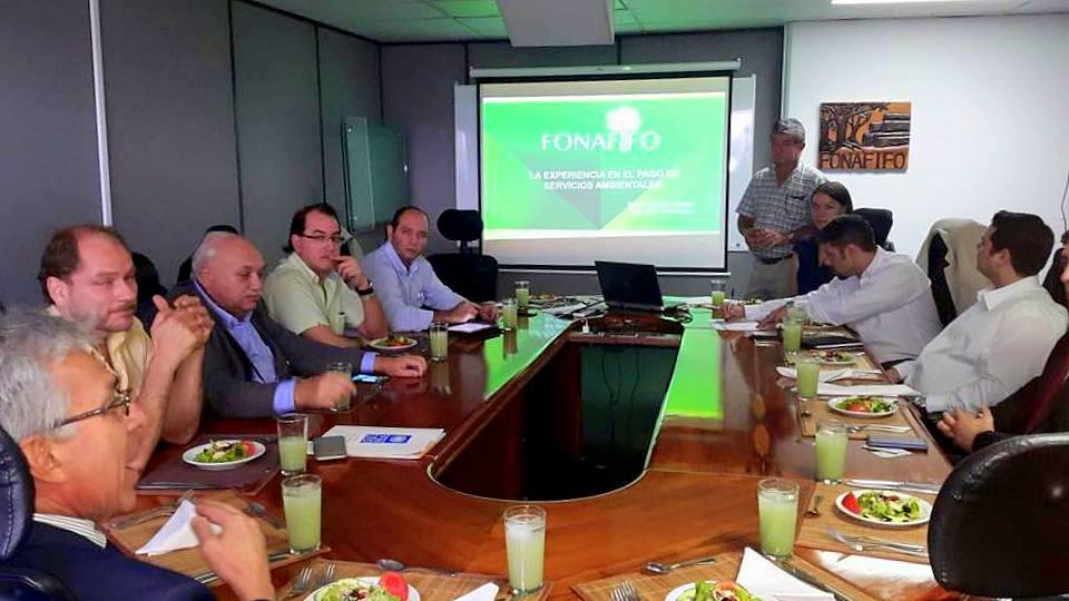 PARAGUAY TRABAJA EN FORMA INTERINSTITUCIONAL Y A NIVEL CONTINENTAL LOS GREEN COMMODITTIES