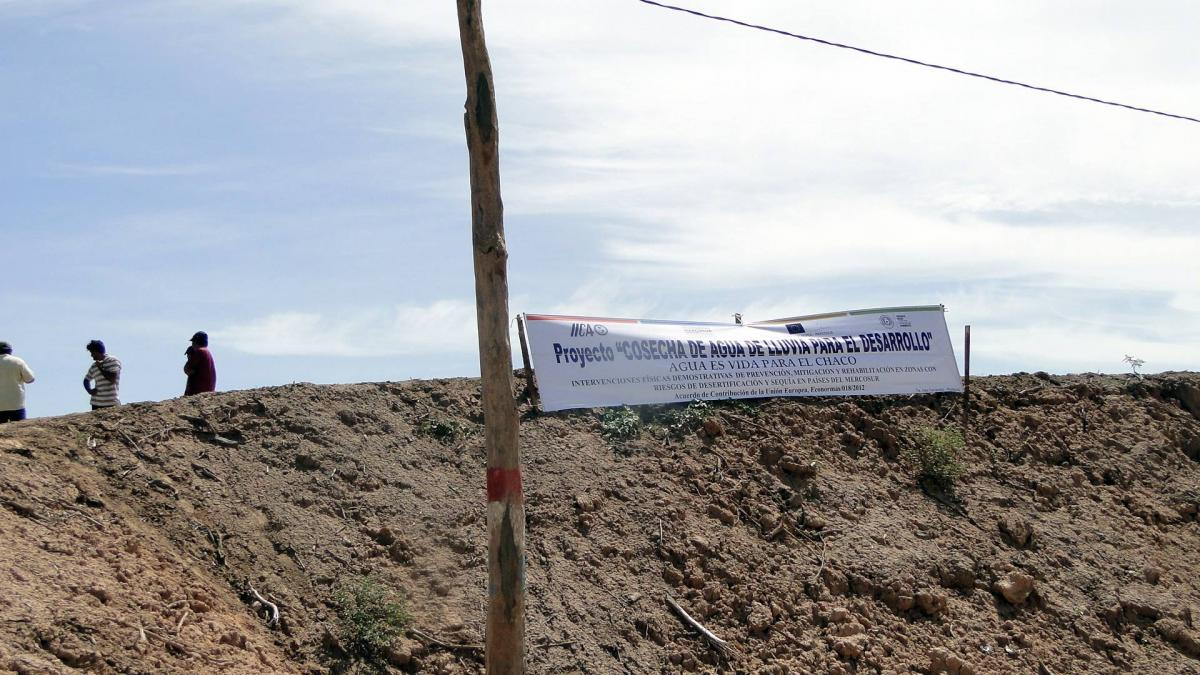 PARAGUAY TRABAJA A TRAVÉS DE LA SEAM EN LA LUCHA CONTRA LA DESERTIFICACIÓN Y LA SEQUÍA