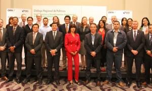 El OEFA y el Banco Interamericano de Desarrollo promueven encuentro de entidades fiscalizadoras ambientales de América Latina para intercambiar experiencias de trabajo