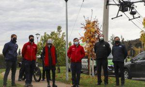 Realizan un fuerte llamado a no usar calefactores a leña en el Gran Santiago para evitar aumento de Covid 19 y contaminación del aire