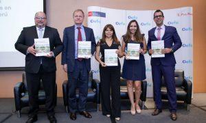 """La OCDE presenta el """"Estudio de Cumplimiento Regulatorio y Fiscalizaciones en el OEFA del Perú"""""""