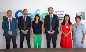 Perú, Chile y Alemania desarrollan proyecto para mejorar el cumplimiento de fiscalización ambiental