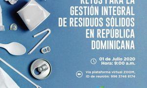 Retos para la Gestión Integral de Residuos Sólidos en República Dominicana
