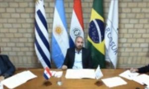 Ambiente participó de un encuentro con autoridades del Mercosur