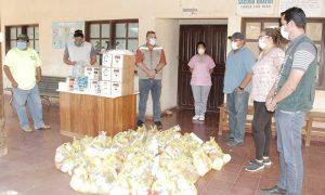 ABT socializa paquete de medidas económicas para reactivar al sector agroforestal y entrega ayuda en la Chiquitania