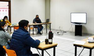 Reunión de seguimiento y monitoreo de proyecto que busca eliminar sustancias agotadoras de la capa de ozono
