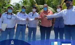 Se reactivará de manera urgente la barda industrial en la comunidad de El Quetzalito, Izabal, Guatemala, la que ha recolectado 200 toneladas de residuos, durante el período de invierno.
