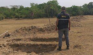 Municipalidad de Ypané intervenida por instalación de cementerio cerca de un curso hídrico y una plaza
