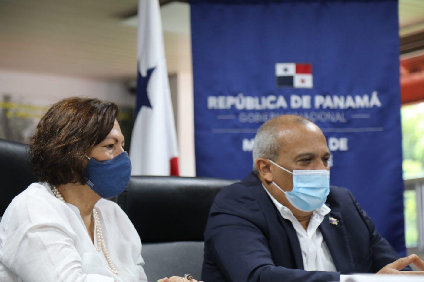 MiAMBIENTE PRESENTA PROYECTO DE LEY PARA CREAR EL INSTITUTO DE HIDROMETEOROLOGIA E HIDROLOGIA ANTE LA ASAMBLEA NACIONAL