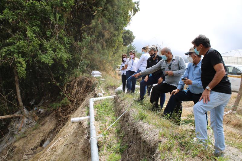 MiAmbiente y MIDA incentivarán prácticas agrícolas amigables con el ambiente