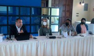PLAN NACIONAL DE ACCIÓN CONTRA LA SEQUÍA     Secretario Ejecutivo CCAD se reúne con Comité Interinstitucional de Reducción de Sequía en Honduras