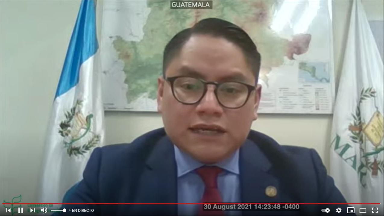 Guatemala expone estrategias en la PreCOP de Biodiversidad