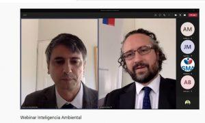 En Webinar organizado por Redlafica: Superintendente De La Maza presenta nueva versión de la Estrategia de Inteligencia Ambiental
